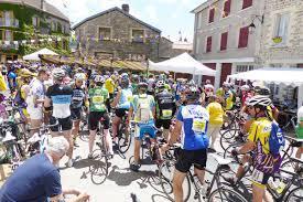 Course cycliste L' Ardéchoise