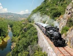 Les trains d'Ardèche